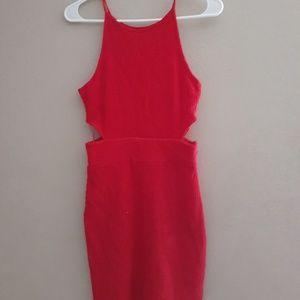 Red hot dress 💥